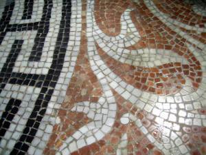 pulidor mosaico romano