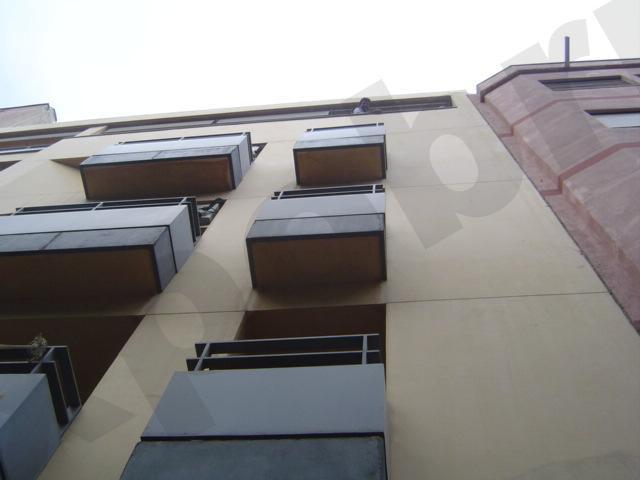 rehabilitació de façana a la Ronda Sant Ramón de Sant Boi
