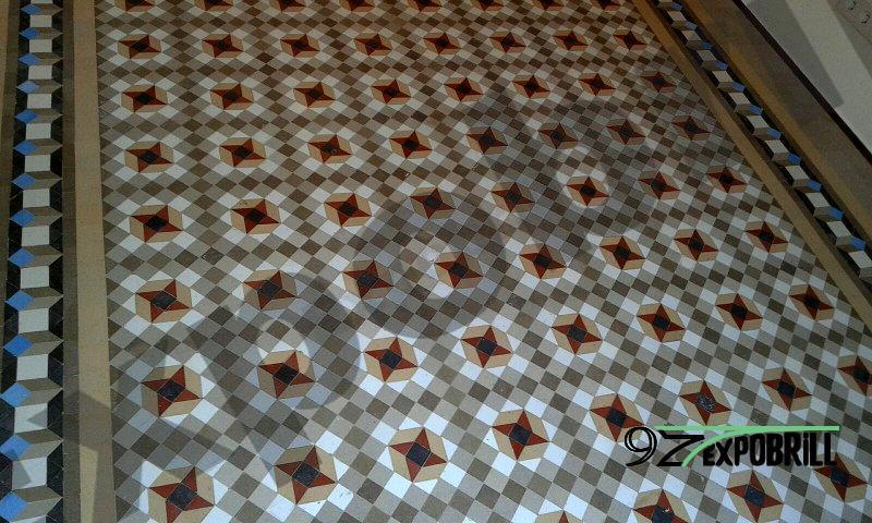 mosaic de Nolla abrillantat