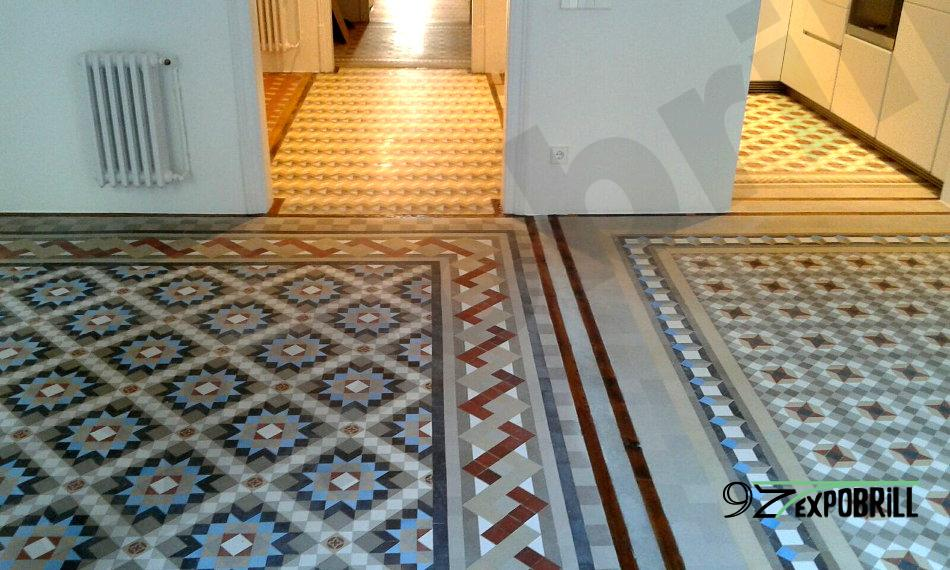 polir mosaic de Nolla