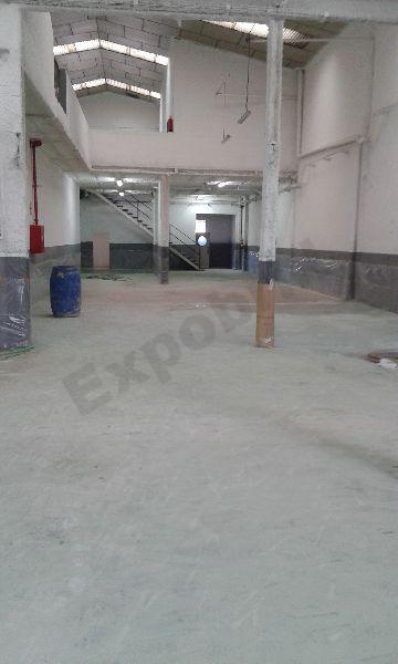 Pulir suelo nave industrial 001 pulidos expobrill - Pulir el suelo ...