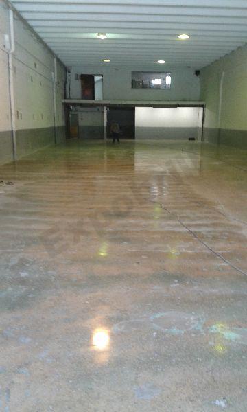 Pulir suelo nave industrial 008 pulidos expobrill - Pulir el suelo ...